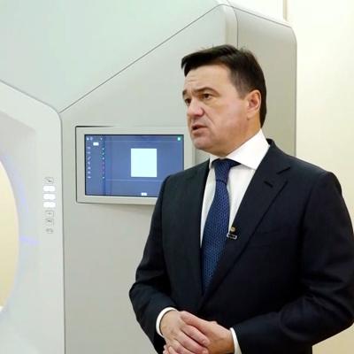 В Подмосковье больные ковидом занимают свыше 500 аппаратов ИВЛ