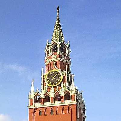 Ремонт и реставрация Спасской башни фактически завершились
