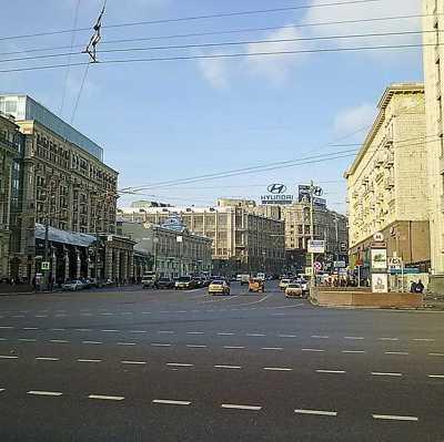 14-го июня в центре Москвы будут перекрыты дороги в связи с репетицией парада Победы