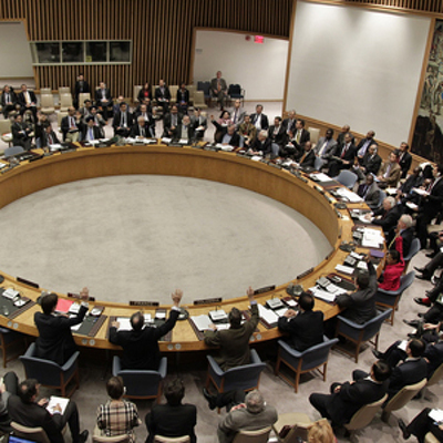 США заблокировал в ООН резолюцию Египта против признания Иерусалима столицей Израиля