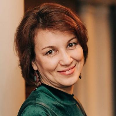Лариса Дрыгваль