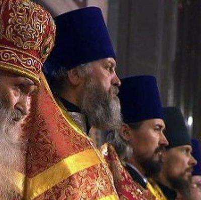 Православная церковь отмечает Преображение Господне