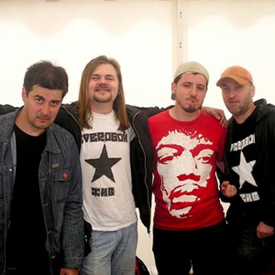 рок-группа ZVEROБОЙ