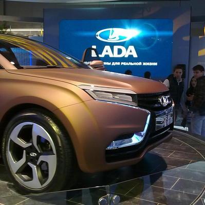 Объявлена цена на Lada Xray