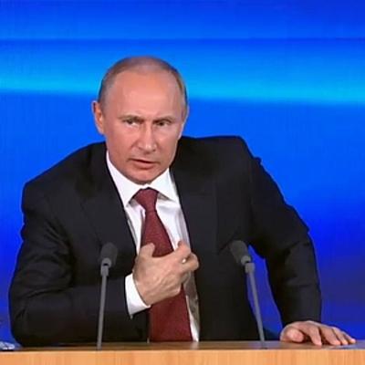 Путин: Россия не может быть государством, если она не будет суверенной
