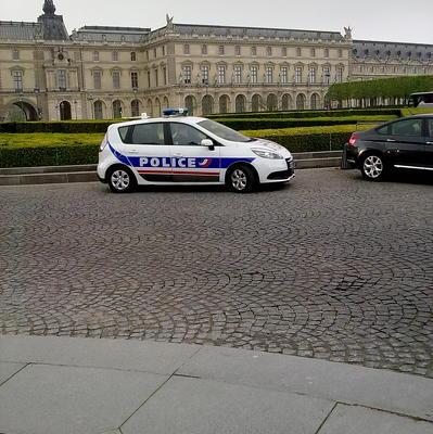 Человек, устроивший стрельбу в Париже, был гражданином Франции
