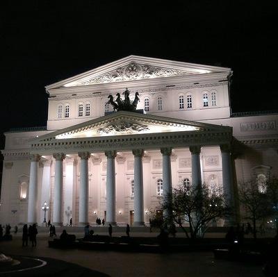 Большой театр представит балет