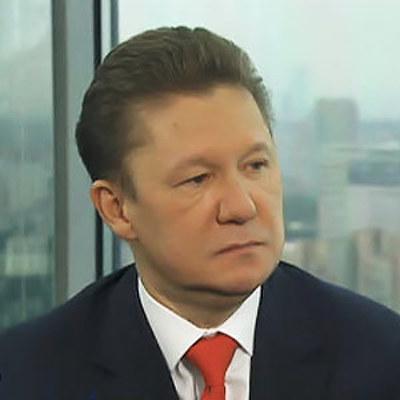 Путин на встрече с Миллером попросил рассказать об итогах работы за год