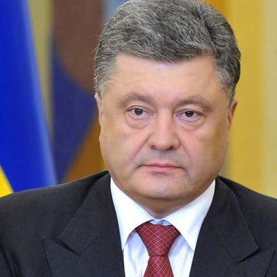 Пётр Порошенко:
