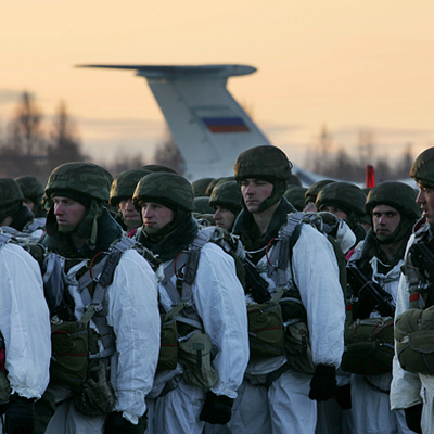 Российские десантники отработали все формы высадки в рамках учений