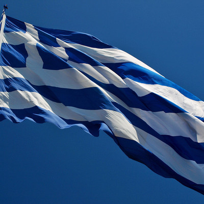 В Греции продолжают бороться с последствиями шторма