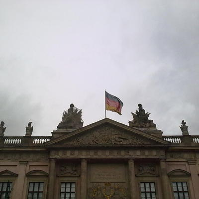 Около 50 протестующих попытались проникнуть в Министерство юстиции Германии в центре Берлина