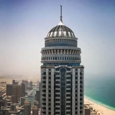 Пляжи Дубая оснастили