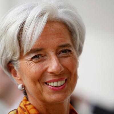 Директор-распорядитель МВФ Кристин Лагард подала в отставку