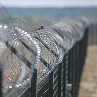 В США построят образцыдля стены на границе с Мексикой