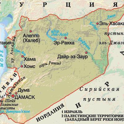Российские военные полицейские впервые провели патрулирование в Манбидже