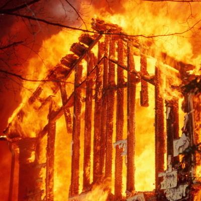 Плохая электропроводка могла стать причиной пожара под Томском