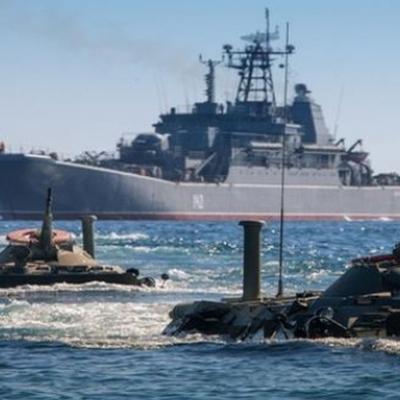 ВоенныеСеверного флота впервые применили БРК