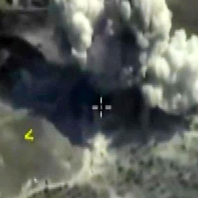 Самолеты израильских ВВС нанесли удары в северной части сектора Газа
