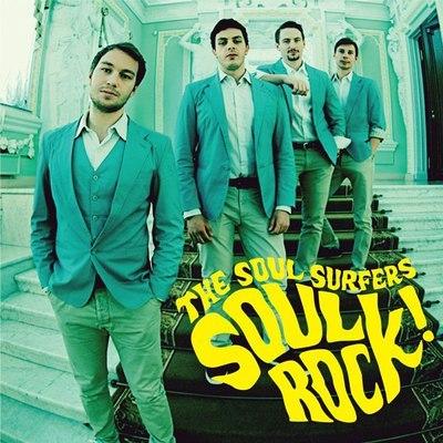 Группа The Soul Surfers