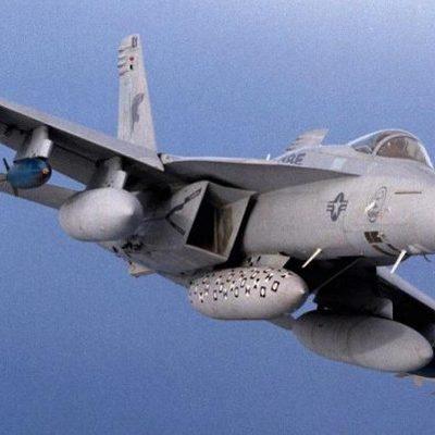 Военные самолеты США C-130 и F-18 разбились у берегов Японии