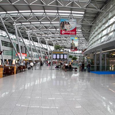 Отключение электричества произошло в международном аэропорту Эдинбурга