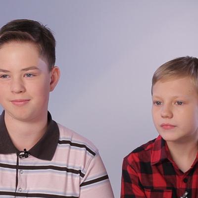 Дамир Кутуев и Антон Покатилов