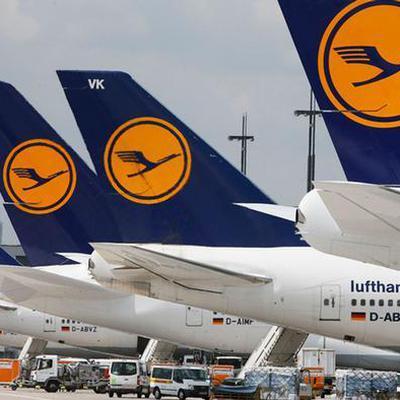 Lufthansa избавится от 150 самолетов
