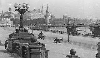 Старая Москва. Кремль. Фото начало ХХ века