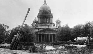 Великая Отечественная война. Ленинград. Блокада