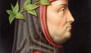 Франческо Петрарка. Портрет работы неизвестного художника