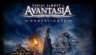 Обложка альбома  группы  Avantasia