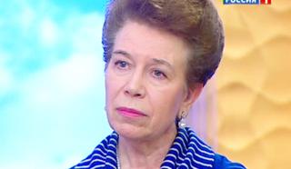 Профессор, доктор философских наук Галина Георгиевна Силласте.