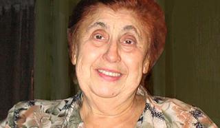Писатель, журналист Елена Романовна Мушкина.