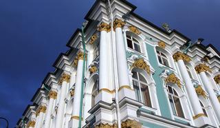 Санкт-Петербург. Зимний дворец, 2018 год