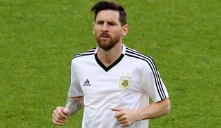 Месси выйдет на поле в матче сборной Аргентины против Хорватии