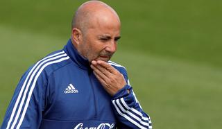 Тренер Аргентины Сампаоли: чувствую настоящую боль