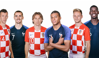 Главы МВД Франции и Хорватии заключили пари перед финалом чемпионата мира