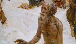 Василий Блаженный, самый известный из юродивых