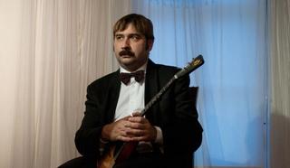 Андрей Субботин, музыкант, балалайка