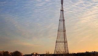 Москва, Шуховская башня/ автор - savethetower