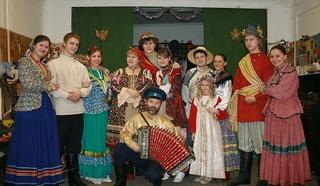 Ансамбль Семейная традиция.  Фото Александр Белицкий