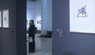 """Выставка художников """"Лондонской школы"""" в Пушкинском музее"""