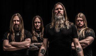Группа Amon Amarth из Швеции. /getheavy.com/