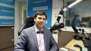 Археолог, историк кандидат исторических наук Андрей Юрьевич Можайский (МПГУ)
