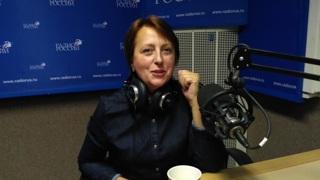 """В студии """"Радио России"""""""