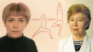 Наталья Новикова и Ирина Макарова