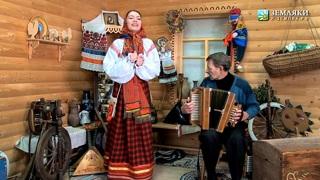Ольга Стурова и Николай Стоякин