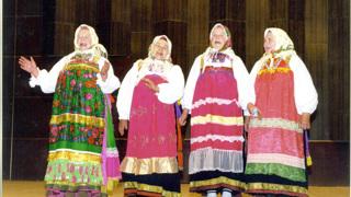 Певуньи села Плёхово