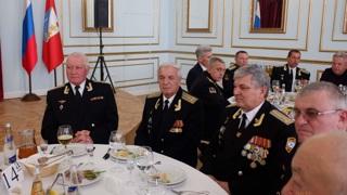 Заслуженный военный летчик СССР  полковник Владимир Иванович Кузнецов